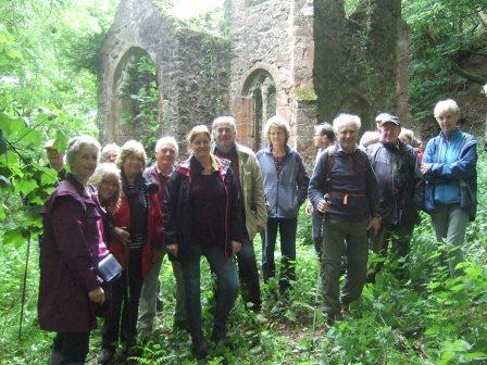 A Guided Tour of Crowcombe Park