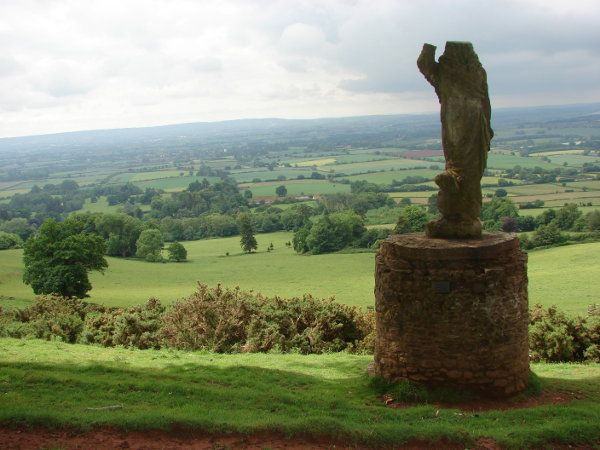 Guided Walk, Lydeard Hill, Cothelstone, the Grotto and St Agnes Well