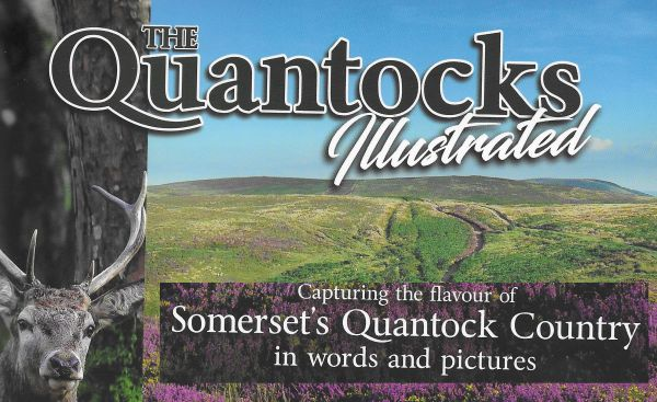 'The Quantocks Illustrated' Christmas Gift Membership Package