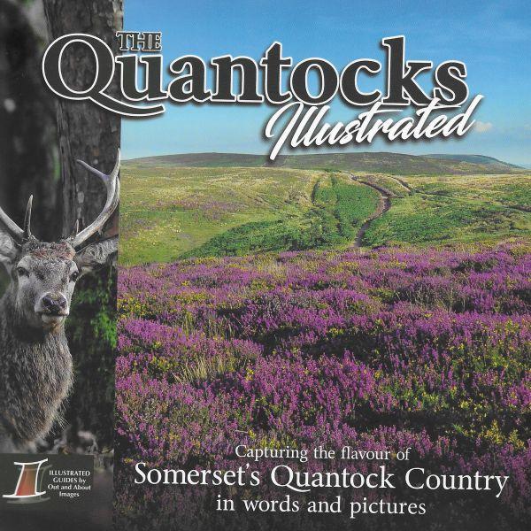 The Quantocks Illustrated Book