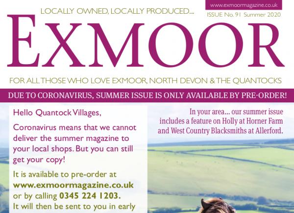 The Exmoor Magazine