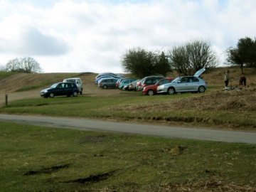 Crowcombe Park Gate Car Park